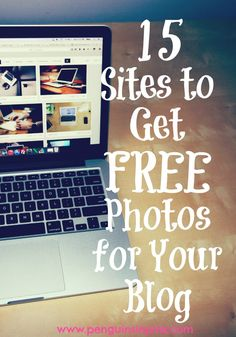 15 Sites to Get Free Photos for Your Blog - 15 sites to get free photos, clip art, and vector images for your blog with overview of public domain, creative common, and creative common zero