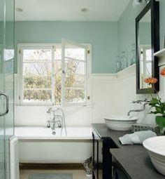 Bathroom remodel.