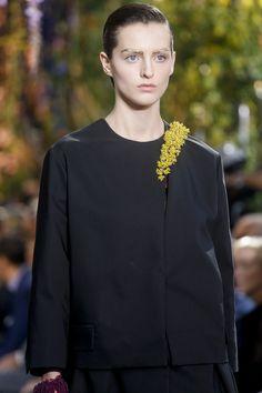 Christian Dior Spring/Summer Floral Jacket