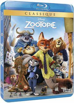 Zootopie [Blu-ray]: Amazon.fr: Byron Howard, Rich Moore, Jared Bush: DVD & Blu-ray