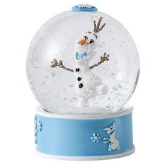 Enchanting Disney Olaf Waterball: Amazon.co.uk: Kitchen & Home