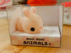 Moni Moni animals - I want one so much but don't know where to find them. SO SQUISHY