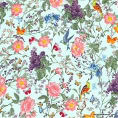 Fabric... At the Conservatory by Michael Miller Fabrics