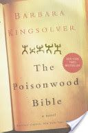 The poisonwood Bible : a novel - Catalog by Barbara Kingsolver. The drama of a U.S. missionary family in Africa during a war of decolonization. At its center is Nathan Price, a self-righteous Baptist minister who establishes a mission in a village in 1959 Belgian Congo. The resulting clash of cultures is seen through the eyes of his wife and his four daughters. By the author of Pigs in Heaven.