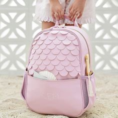 We are always on Team Mermaid🧜‍♀️ Swipe & tap to shop backpacks, totes & towels from our collection! Little Girl Backpack, Mermaid Purse, Cute Ipad Cases, Kawaii Bags, Disney Purse, Cat Backpack, Kids Outfits Girls, Girl Backpacks, Pottery Barn Kids