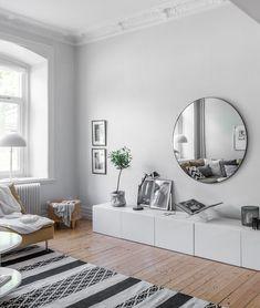 Bright and airy studio - via Coco Lapine Design blog