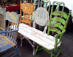 15 Amazing Ideas to Repurpose Old Furniture for Your Home Decor