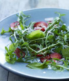 Friske og sprøde salater | Mad & Bolig