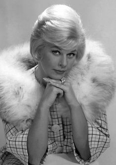 Beautiful photo of the bride of America #Doris Day.  www.etsy.com/shop/classicreproductions ...