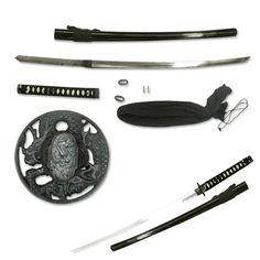 SWORDS.NET - Assemble Yourself Dragon Samurai Sword, $35.99 (http://swords.net/assemble-yourself-dragon-samurai-sword/)