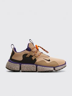 Nike Sportswear - Pocketknife DM Linen / Black / Purple   TRÈS BIEN