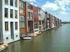 rotterdam canal housing project - Google Search