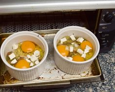 I tried this and LOVE IT! just remember to butter your ramekin or the egg will seriously stick to the dish, ask me how I know.