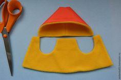 Шьём жилет с капюшоном для игрушки за 1 час - Ярмарка Мастеров - ручная работа, handmade