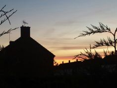 Ipswich sunsets