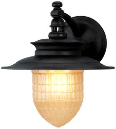 """Quincy Collection 16 1/2"""" High Outdoor Wall Light -"""