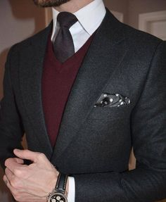 Awesome Outfit Mens Fashion Classic Ideas - Men's style, accessories, mens fashion trends 2020 Mens Fashion Blazer, Suit Fashion, Classy Mens Fashion, Classic Fashion, Mens Fashion 2018, Fashion Photo, Mens Classy Outfits, Casual Outfits, Classy Suits