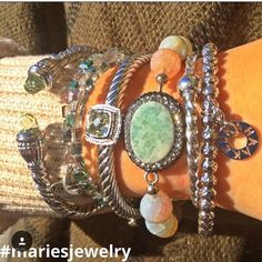 Love this from Marie's Jewelry @siscoberluti