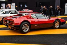 #Ferrari #512 #BB à l'expositon RM Auctions aux Invalides Reportage et résultats : http://newsdanciennes.com/2016/02/04/rm-auctions-sothebys-aux-invalides-exposition-et-resultats/ #VintageCar #ClassicCar #Voiture #Ancienne