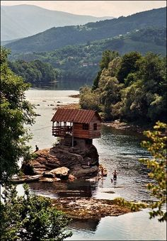 Forget tree houses... - Click image to find more Travel Pinterest pins