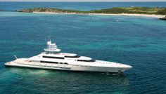 'Dragonfly' 240' Hanseatic Marine - Charter the South Pacific | Denison Super Yachts