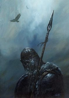 viking spear
