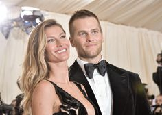 All's well in Gisele and Tom's world -- that according to embattled NFL quarterback Tom Brady , whose marriage to supermodel Gisele Bundchen has been fodder for the gossips since Deflategate rocked the NFL last spring.