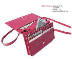 m.Humming Smartphone Shoulder Bag $81.95.