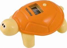 krabbelzeit.de - Badethermometer Schildkröte