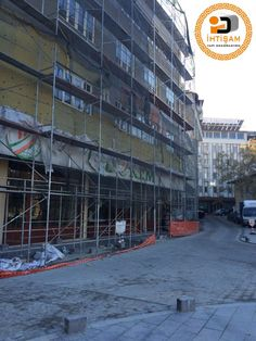 Isı Yalıtım Mantolama | İhtişam Yapı Dekorasyon Multi Story Building, Street View