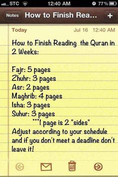 DesertRose,,, how to finish reading Qur'an in Ramadan Hadith Quotes, Muslim Quotes, Religious Quotes, Fasting Ramadan, Islam Ramadan, Islam Hadith, Islam Quran, Alhamdulillah, Quran Pak