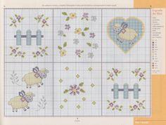 Gallery.ru / Фото #197 - mini cross stitch - zebdok