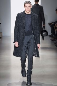 Calvin Klein Collection Fall 2015 Menswear Fashion Show