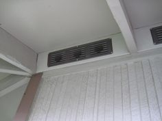 house eave vents   Aluminum Undereave Vent Residue - Roofing/Siding - DIY Home…