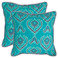 You can never have enough turquoise.