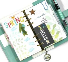 Keeping Track of Project Life Pics Inside Your Planner! | Cocoa Daisy
