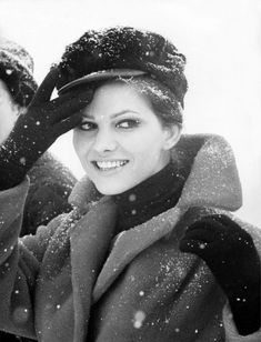 "The photo ""Claudia Cardinale"" has been viewed times. Claudia Cardinale, Brigitte Bardot, Classic Hollywood, Old Hollywood, The Most Beautiful Girl, Beautiful People, Divas, Luchino Visconti, Sergio Leone"