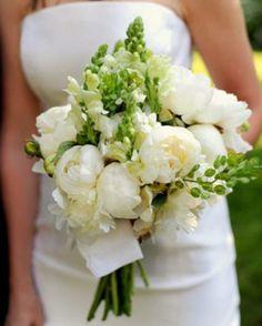 Selección de los mejores ramos de novia 2013