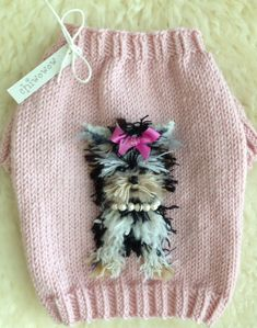 It's perfect for my lil yorkie girl Coby