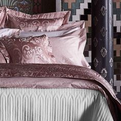 Flare In Pink by Frette