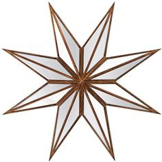Star Mirror Wall Decor safavieh galaxy wall mirror ($230) ❤ liked on polyvore featuring
