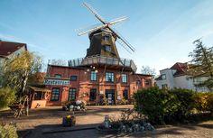 Meyers Mühle in Warnemünde. Foto: Jens Schröder