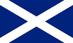 Travel With MWT The Wolf: Flags from the world Scotland