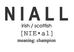 Niall horan and Niall my brother! I have a brother called Niall and a brother called Liam! I'm irish so that explains it!!!!
