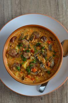 Home - Kifőztük Baby Food Recipes, Gourmet Recipes, Soup Recipes, Cooking Recipes, Healthy Recipes, Egyptian Food, Hungarian Recipes, Hungarian Food, Middle Eastern Recipes
