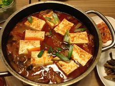 2014.2.26 저녁. 돼지고기 김치 찌개