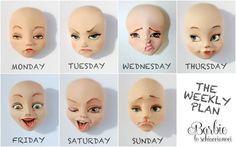 Barbie lo Schiaccianoci - SugarArt More