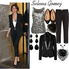 Selena Gomez Style.  -- inspiration for a work outfit