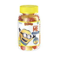L'il Critters Minions Multivitamins Gummies, 60 Count (Gluten-free) #LilCritters