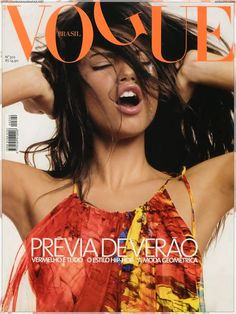 Vogue cover - brazil